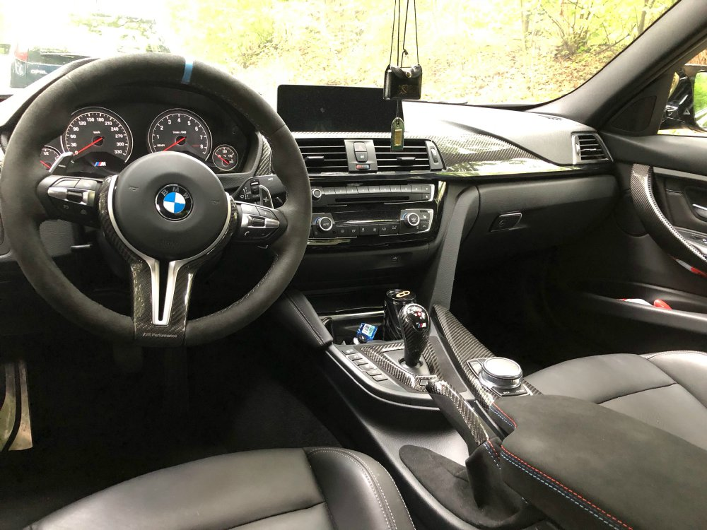 M3 Competition - 3er BMW - F30 / F31 / F34 / F80