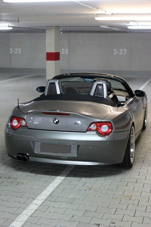 Z4 Roadster 3 0i E85 Bmw Z1 Z3 Z4 Z8 Quot Z4 Roadster