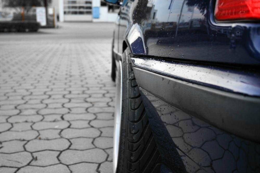 Blue Vision - 3er BMW - E36