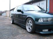 Mein BMW 318ti Compact - Alltagsauto
