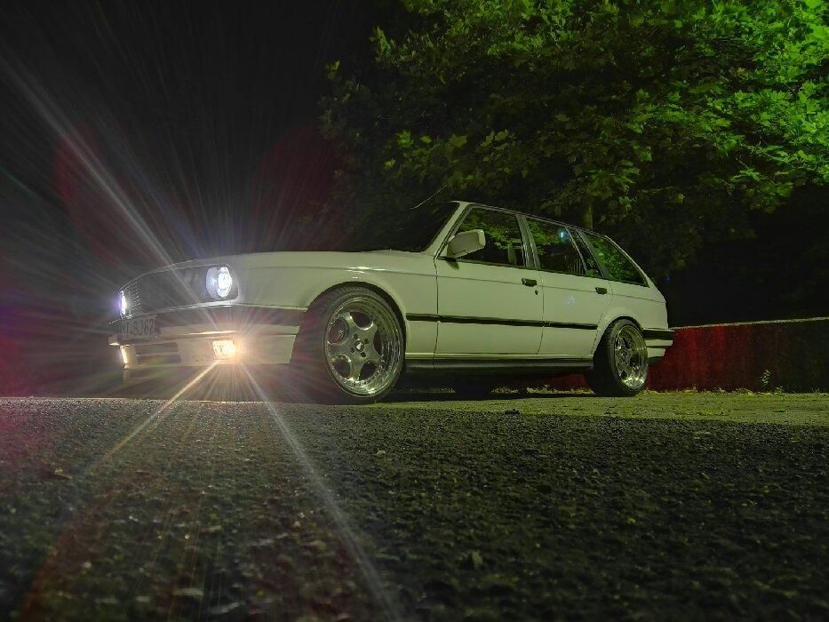 E30 m52 b28 Touring - 3er BMW - E30
