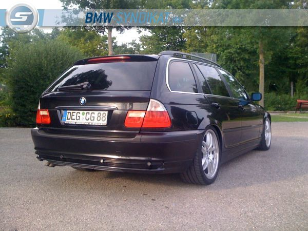 330d touring 3er bmw e46 touring tuning fotos. Black Bedroom Furniture Sets. Home Design Ideas