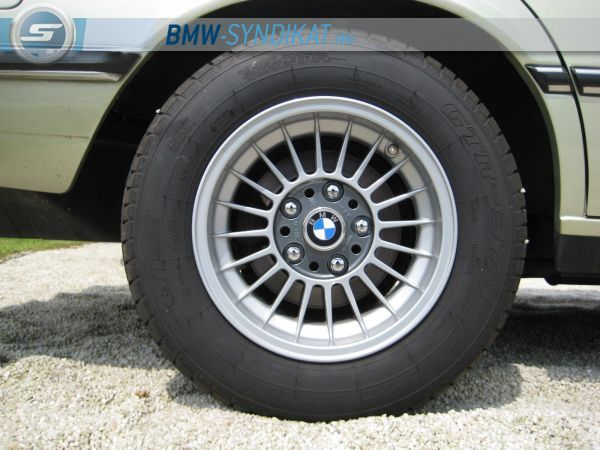 BMW 525 e12 - Fotostories weiterer BMW Modelle