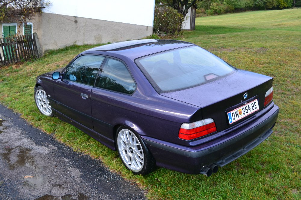 328i Coupe M Technik - 3er BMW - E36