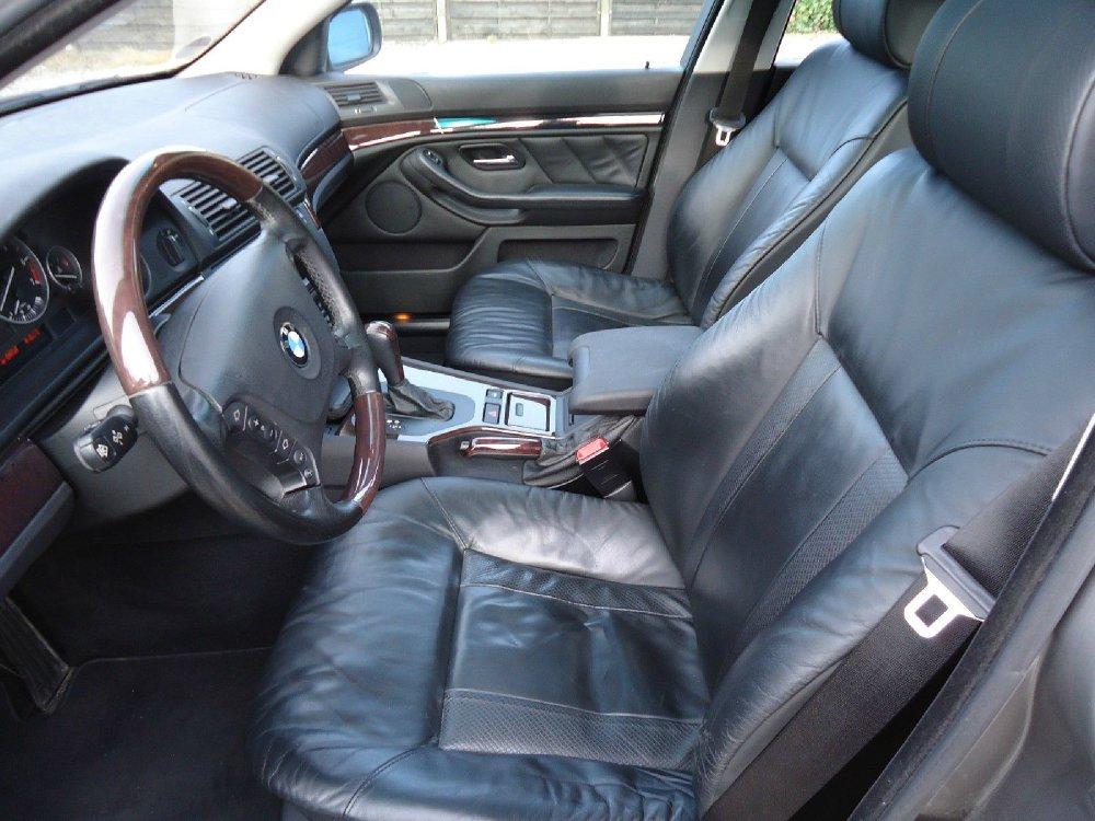 530i Exklusive Edition - 5er BMW - E39