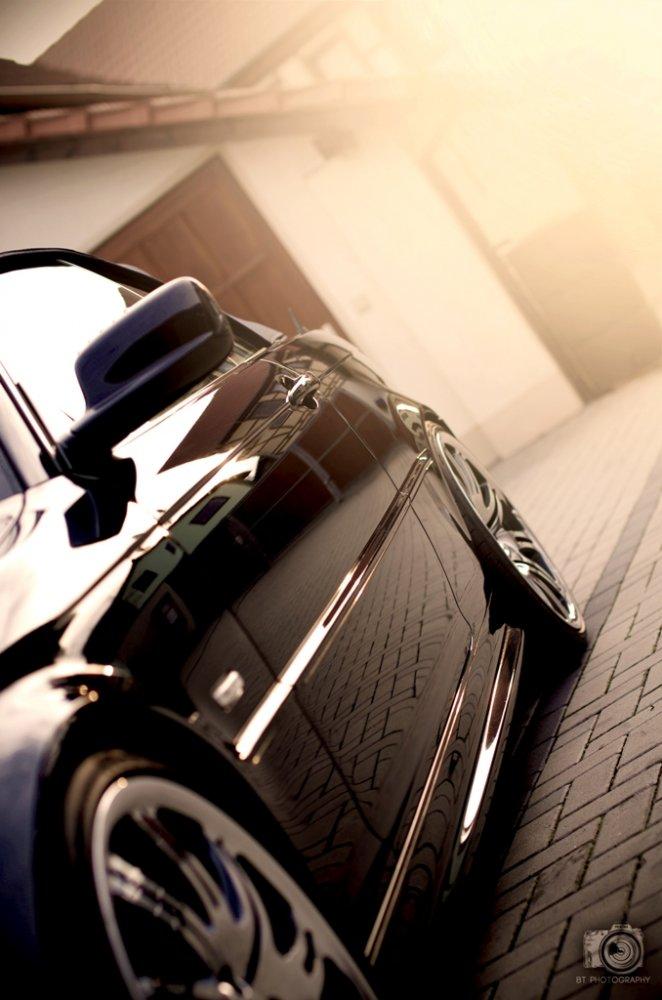 ///M-Technik 320Ci Cabrio Carbonschwarz - 3er BMW - E46