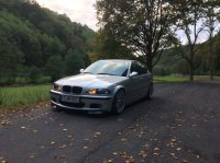 328er mit Mito's Vs. M3 Competition Felgen