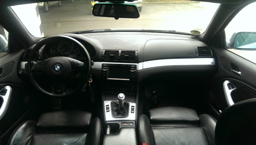 330Ci 'Clair' Daily, fast 2 Jahre im Umbau nun - 3er BMW - E46