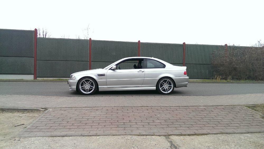 330Ci 'Clair' Daily 327tkm über 2 Jahre Proj. nun - 3er BMW - E46