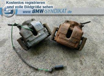 BMW E36 Reparaturblech Hinterachse Fahrerseite Stossdämpferaufnahme