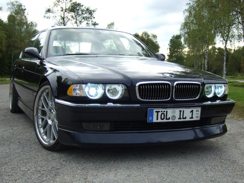 """E38 750iL Individual """"BBS RXII 21"""", FL US Front"""" - Fotostories weiterer BMW Modelle"""
