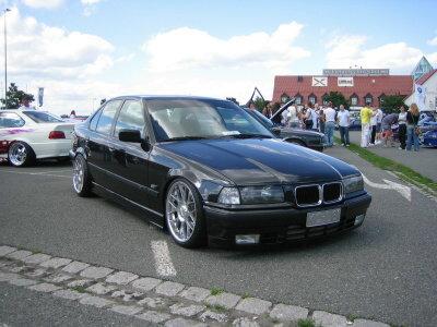 E36 328i Limousine BBS RC - 3er BMW - E36 -