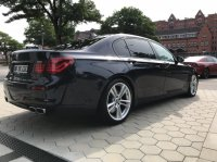 BMW Nieren Chromteile foliert