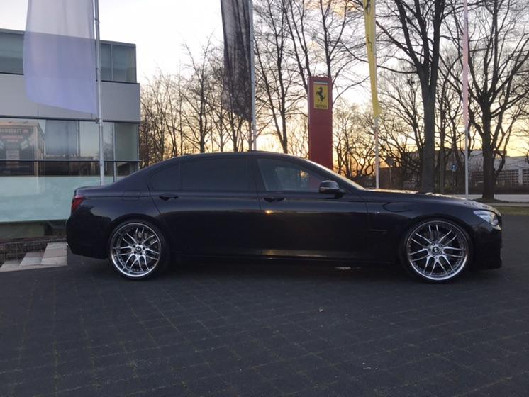 Bmw 750dL - Fotostories weiterer BMW Modelle