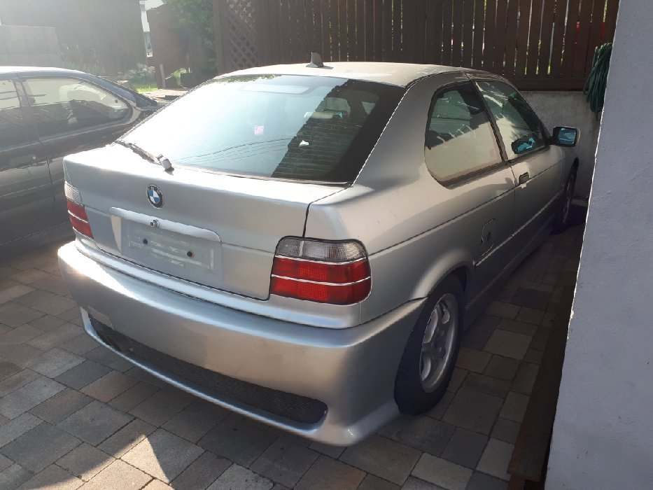 323ti der 2te - 3er BMW - E36