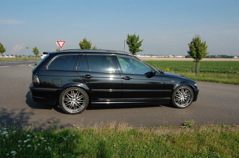 e46 320d touring 3er bmw e46 touring tuning. Black Bedroom Furniture Sets. Home Design Ideas