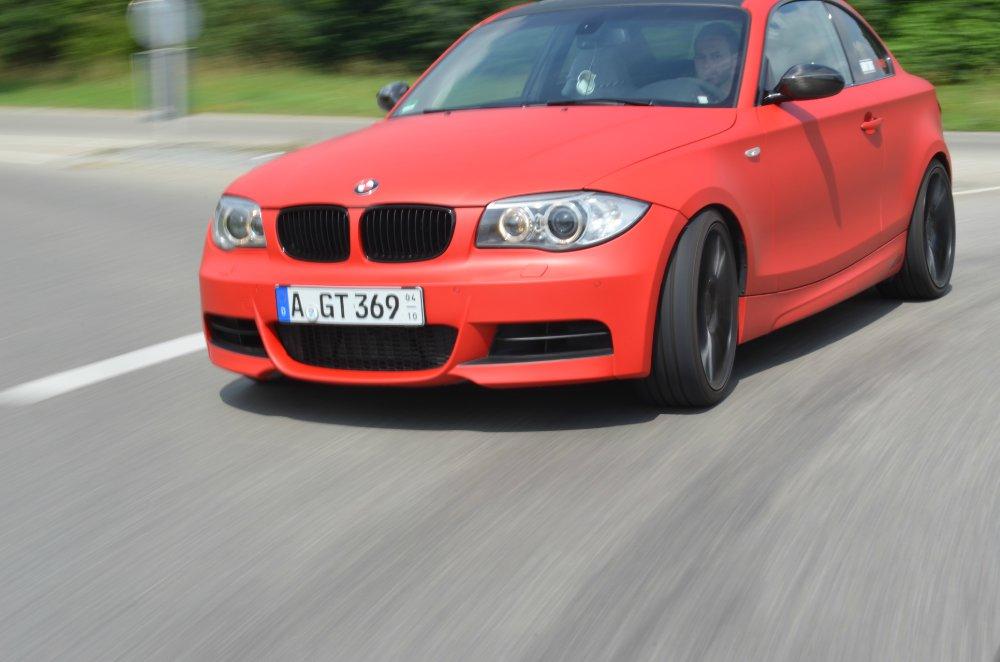 machs gut kleiner, war eine tolle zeit. - 1er BMW - E81 / E82 / E87 / E88