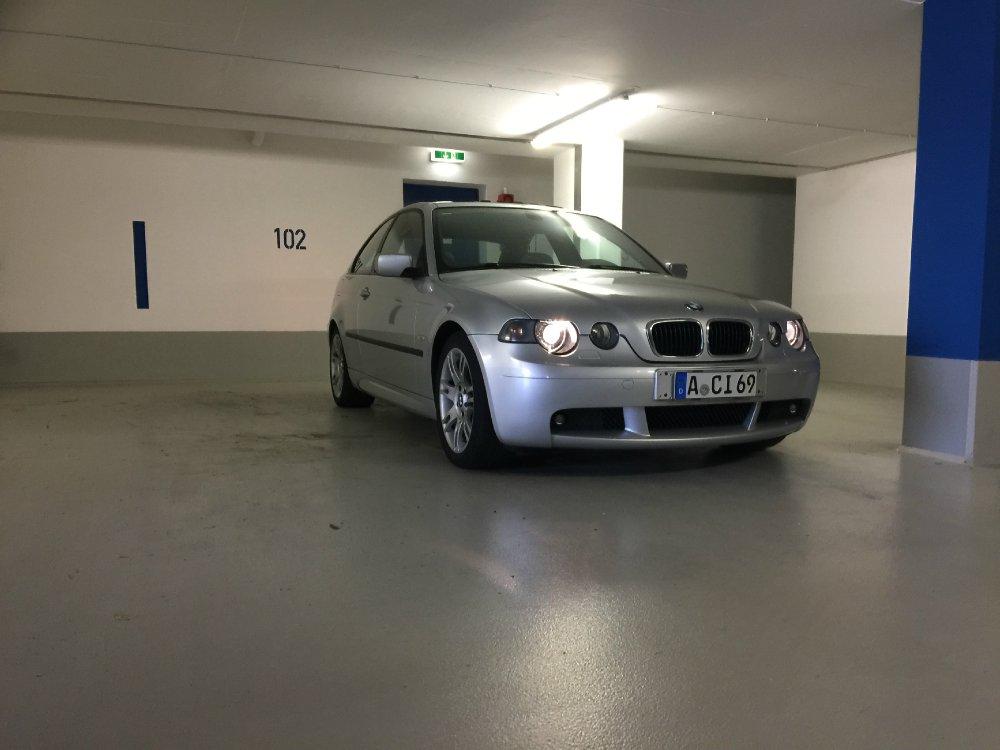 Ein Compact der besonderen Art - 3er BMW - E46