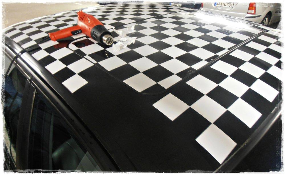 BlackB!tch.e34.Limo > Alcantara + neue Bilder - 5er BMW - E34