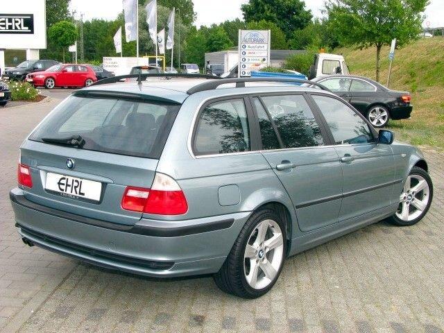 320i touring - 3er BMW - E46