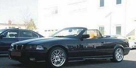 318IS Cabrio US-Version - 3er BMW - E36