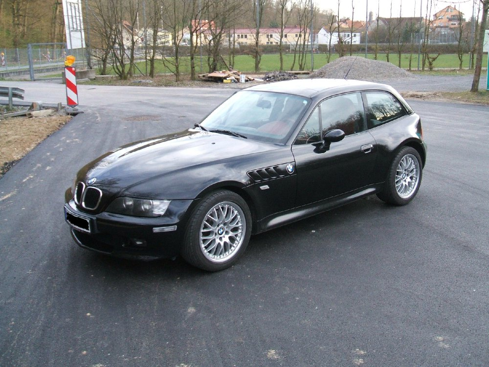 mein turnschuh verkauft bmw z1 z3 z4 z8 z3 coupe tuning fotos bilder stories. Black Bedroom Furniture Sets. Home Design Ideas