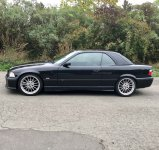 E36 Cabrio - my Dream