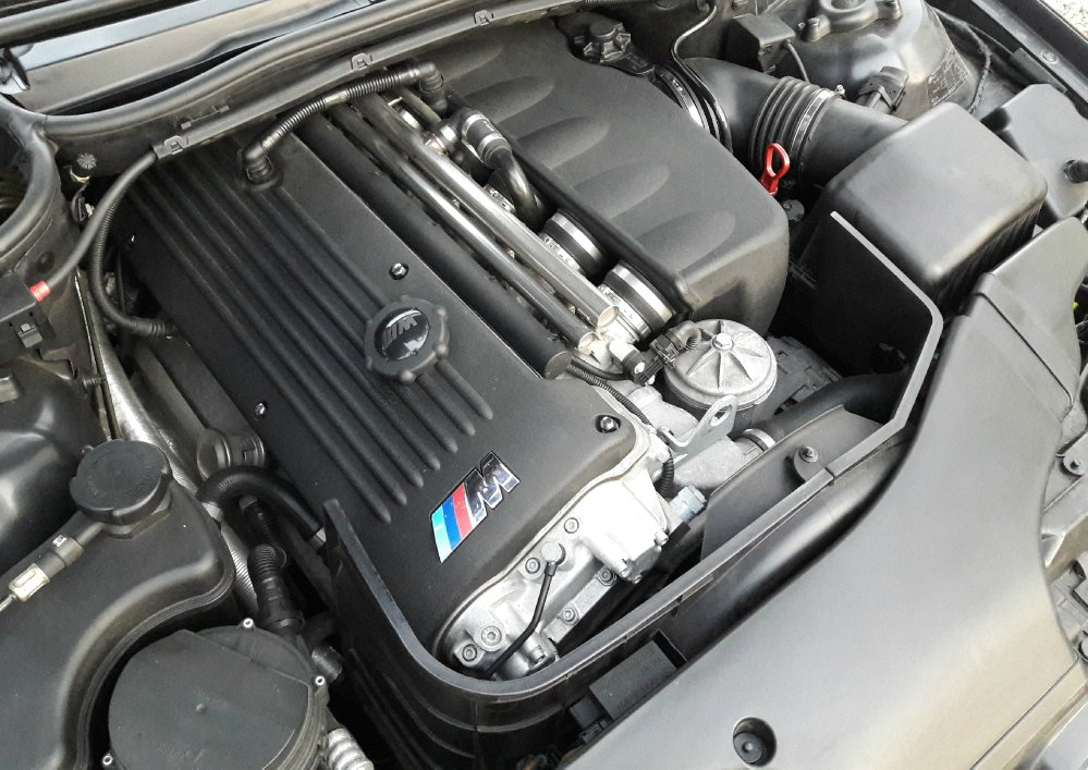 E46 M3 Cabrio SMG II - 3er BMW - E46