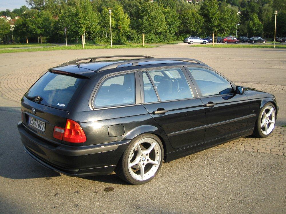 E46 320d Touring - 3er BMW - E46