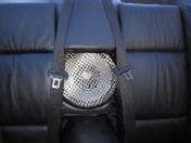 30cm Subwoofer im im Skisack (E36 Cabrio) - Fotos von CarHifi & Multimedia Einbauten -