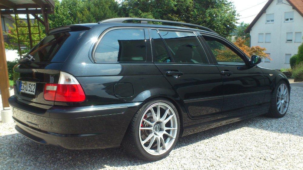 E46, 325i Touring - 3er BMW - E46
