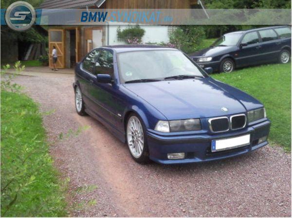 E36 323ti - 3er BMW - E36