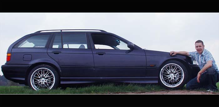 E36 320i Ex-Pampersbomber - 3er BMW - E36 -