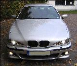 e39 530i Edition Sport auf Autogas!!!