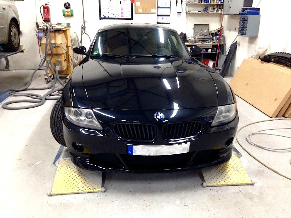 Z4 3.0si Coupé Individual / Performance - BMW Z1, Z3, Z4, Z8