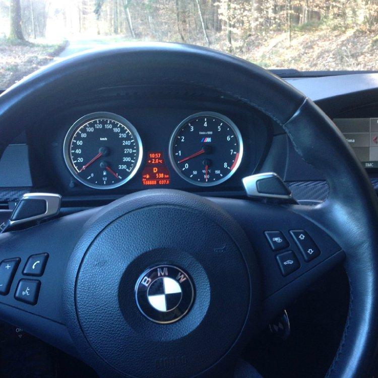 550i Projekt P400 - 5er BMW - E60 / E61