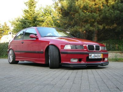 323ti imola rot 3er bmw e36 compact tuning. Black Bedroom Furniture Sets. Home Design Ideas