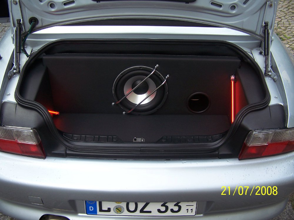 Z3 2 8er Im Stanceworks Look Bmw Z1 Z3 Z4 Z8 Quot Z3