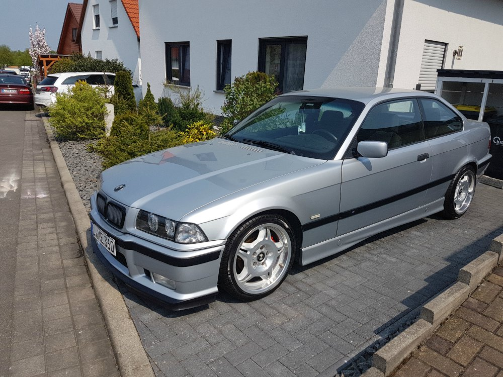 328i Coupé - 3er BMW - E36