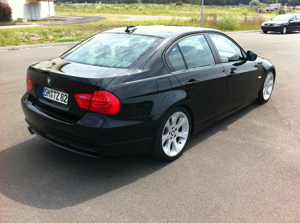 bmw 325d black smoke 3er bmw e90 e91 e92 e93. Black Bedroom Furniture Sets. Home Design Ideas