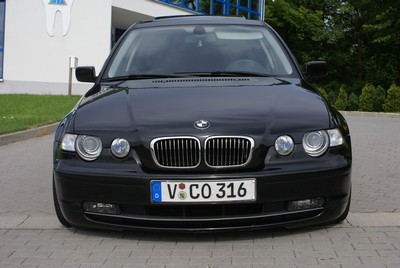 mein 316 ti compact blackline 3er bmw e46 compact. Black Bedroom Furniture Sets. Home Design Ideas