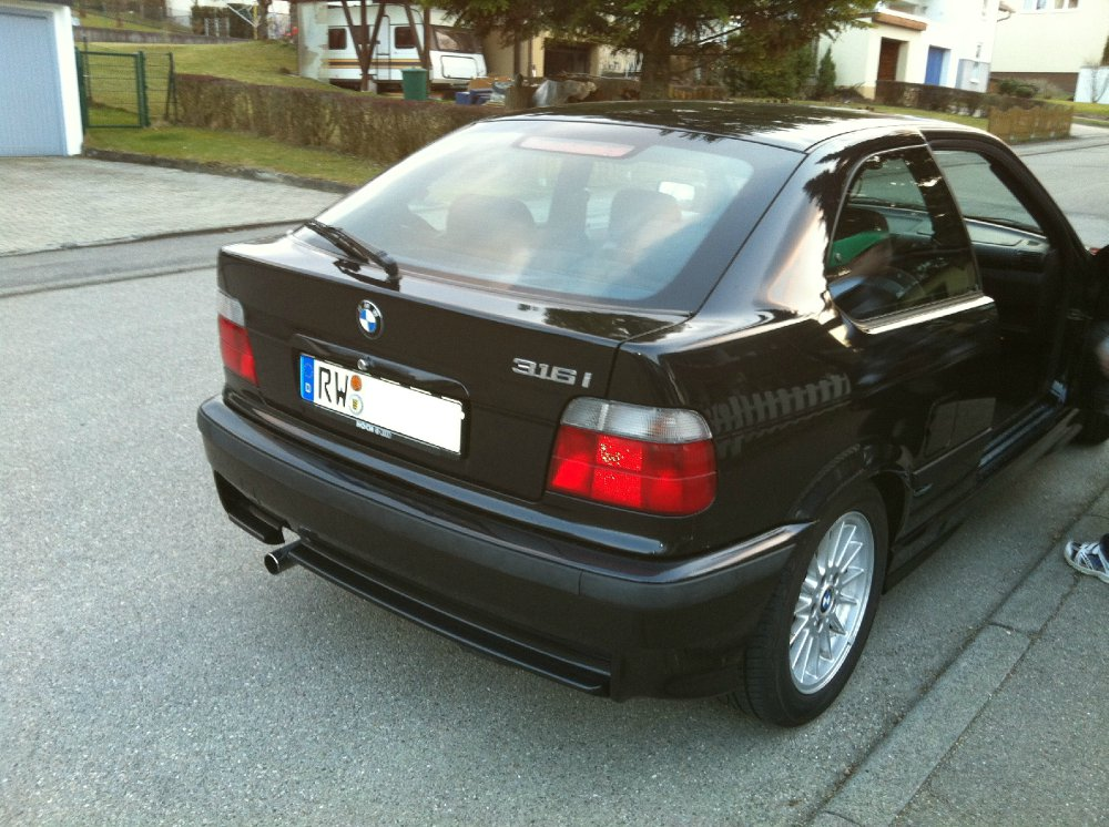 e36 316i m compact 3er bmw e36 compact tuning. Black Bedroom Furniture Sets. Home Design Ideas