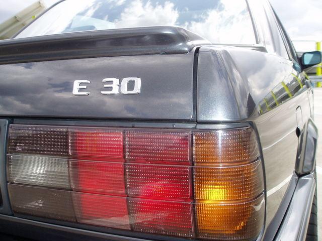 E30 327i Umbau fast Voll und M-Tech II - 3er BMW - E30