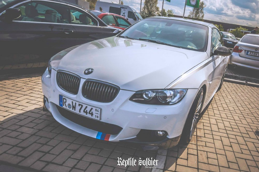 E93 goes Performance - 3er BMW - E90 / E91 / E92 / E93