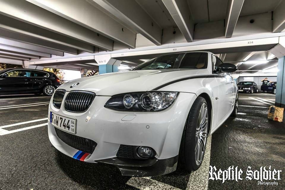 E93 goes Performance - 3er BMW - E90 / E91 / E92 / E93