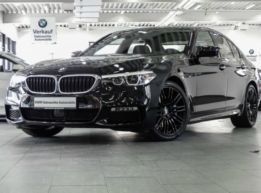 BMW 530 xDrive Black Panther - 5er BMW - G30 / G31 und M5