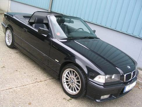 bmw 318i cabrio sport edition 3er bmw e36 cabrio tuning fotos bilder stories. Black Bedroom Furniture Sets. Home Design Ideas