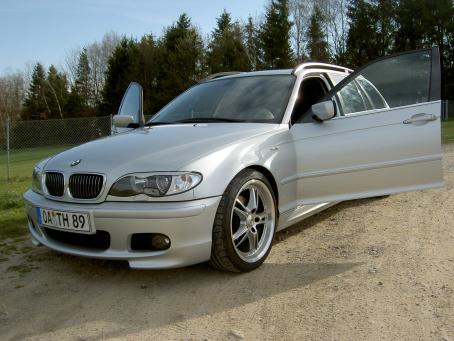 e46 touring 3er bmw e46 touring tuning fotos. Black Bedroom Furniture Sets. Home Design Ideas