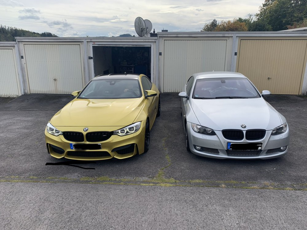 M4 F82 - 4er BMW - F32 / F33 / F36 / F82