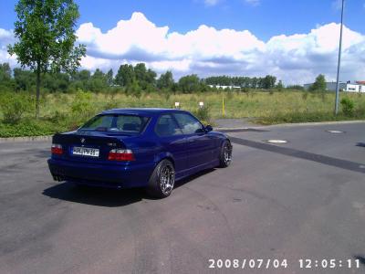 318is Avusblau - 3er BMW - E36